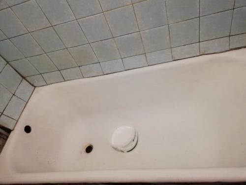 Ванна после тщательной подготовки. Важно!